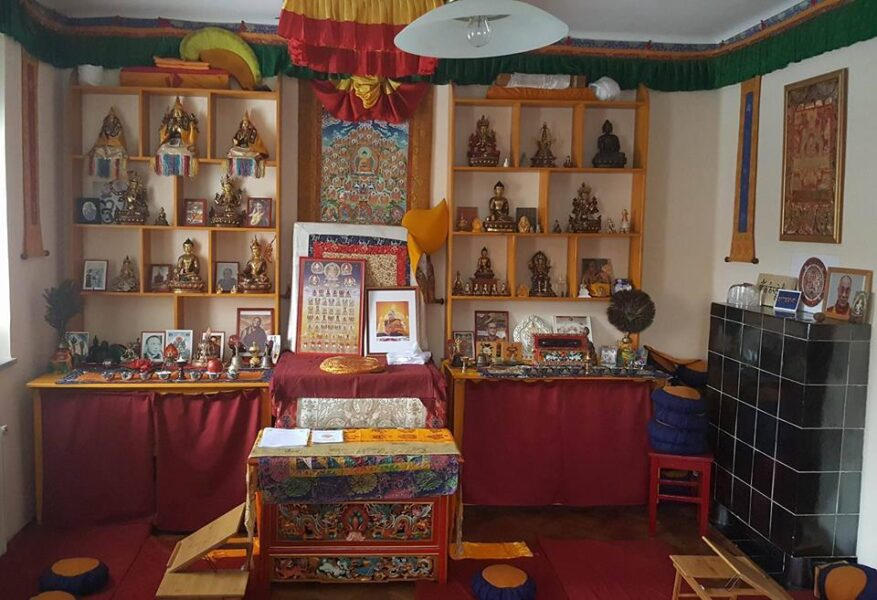 Budistični kongregaciji Dharmaling