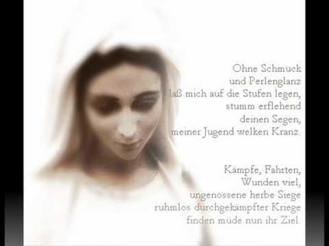 Libera Ave Maria Marienlieder Hermann Hesse