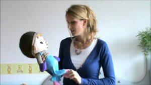 EFT tehnika za otroke 2. del Primer tapkanja na magični igrači.flv