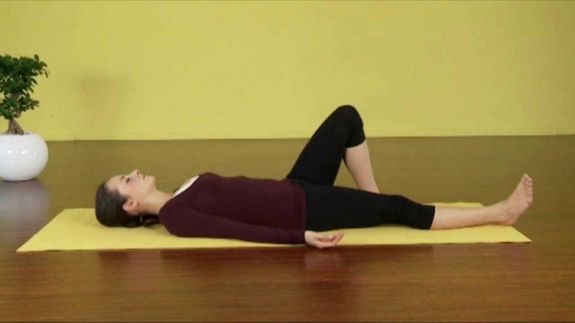 Zdrava hrbtenica Sprostitev miic spodnjega dela hrbtenice