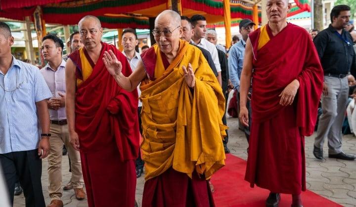 14. Dalajlama Tenzin Gyatso – Kako doseči srečo? 8