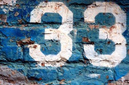 Mojstrska števila v numerologiji