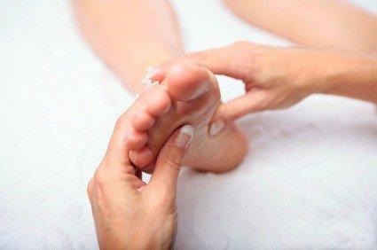 Refleksomasaža stopal ali refleksoconska masaža stopal