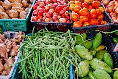 Bazicna in kisla hrana  svetovni dan hrane