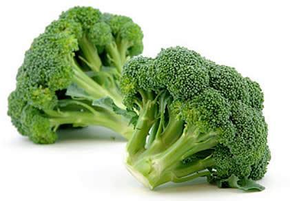 Brokoli varuh dihalnega zdravja