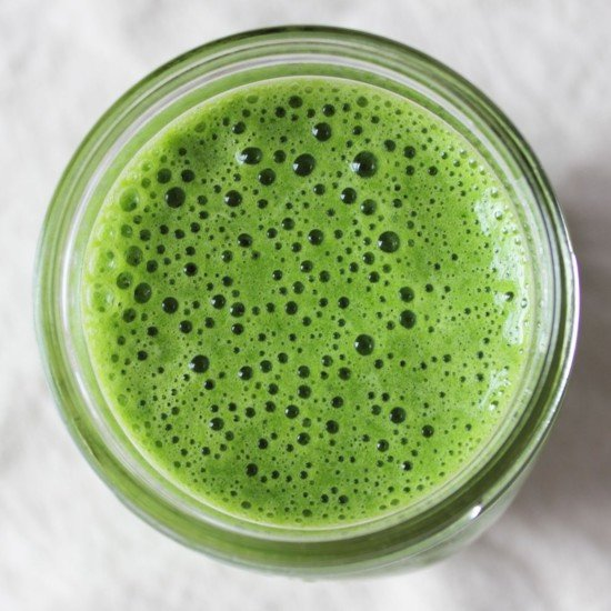zeleni smoothie m