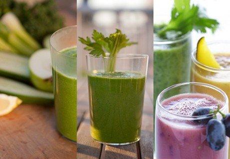 zeleni smoothiji  m