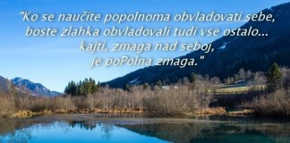 Shana Flogie Sporočilo za današnji dan