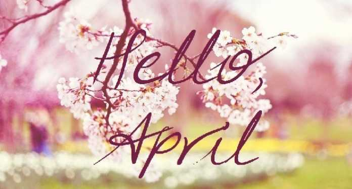 Numerološka napoved April