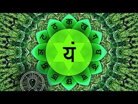 Binaural Beat Sleep Meditation Heart Chakra ANAHATA Cleansing Positive Energy Boost