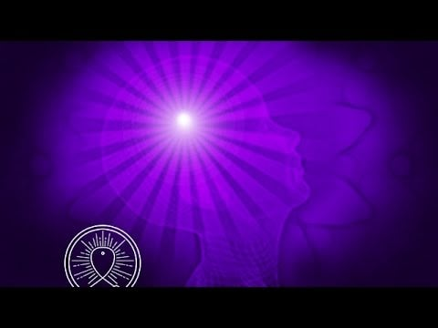 Binaural Beat Sleep Meditation Music Third Eye Chakra Opening Positive Energy Healing Music