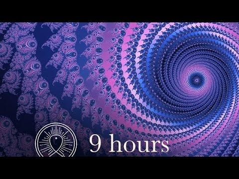 Binaural Sleep Meditation Music for Positive Energy Sleep Binaural Beats Energy Sleep Meditation