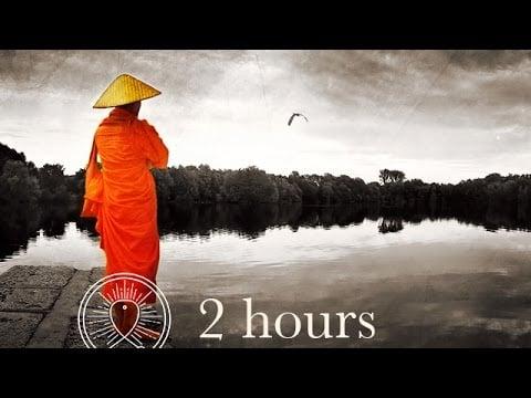 Buddhist Meditation Music for Prayer Spiritual Zen Music Healing Buddha Monk Chant Trance