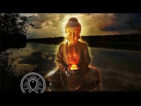 Buddhist Music for Sleeping and deep Relaxation Peaceful Music Calming Buddha Music Deep Sleep
