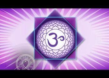 Open Crown Chakra Sleep Chakra Meditation Balancing Healing Calm Sleeping Meditation Music