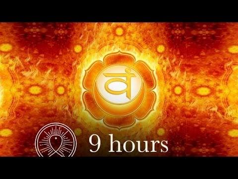 Sleep Chakra Meditation Music Sacral Chakra Meditation Balancing Healing Deep Sleep Meditation
