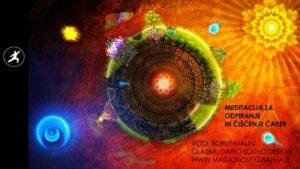 Vodena meditacija Meditacija za odpiranje in ienje aker