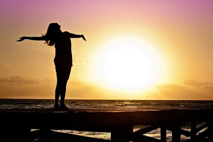 Živeti svoje sanje: Se lahko ljubiš takrat, ko si na tleh