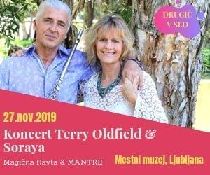 Koncert Terry & Soraya