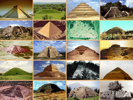 Piramide po svetu