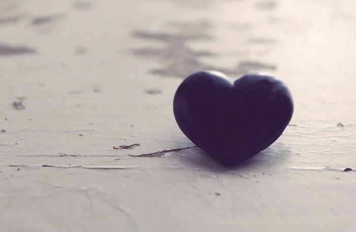 Preprosto srce e