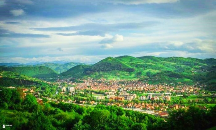 Sodobne arheološke destinacije v dolini bosanskih piramid