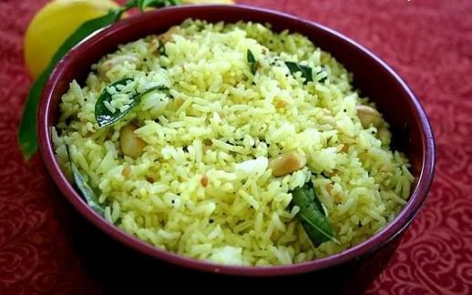 ajurvedski recept riz z limono