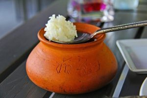 riz s kokosom
