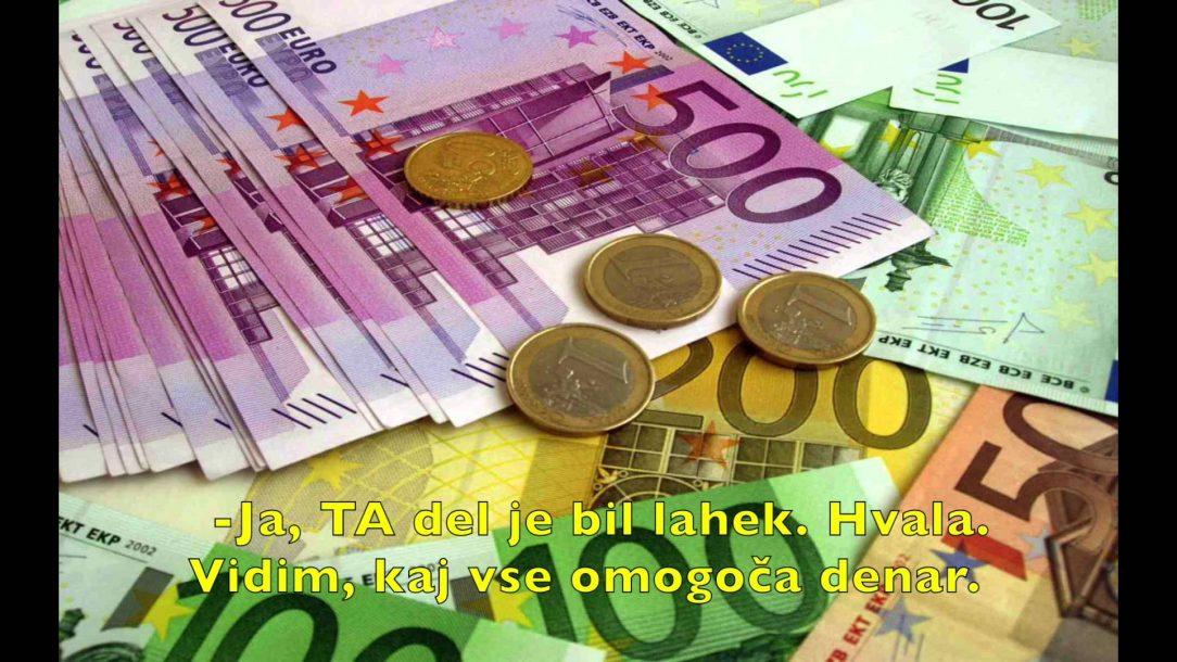 Abraham-Hicks: Kako hitro do denarja  (How to Manifest Money Fast)