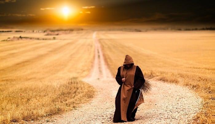 modrosti starega meniha