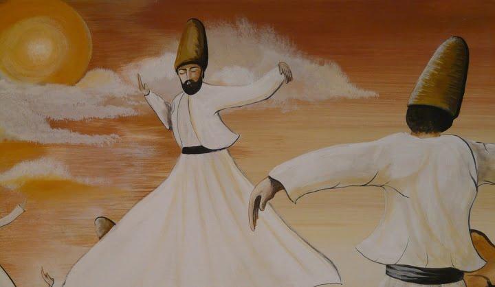 Sufijska zgodba Derviš in denar 1