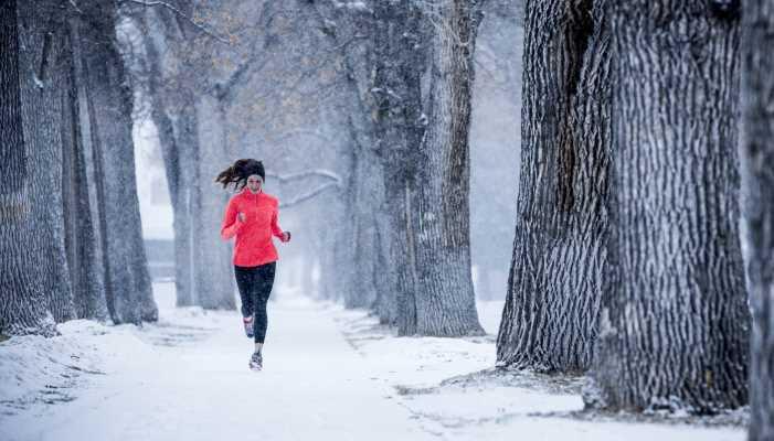 Zimski tek: najboljši čas za kurjenje maščob