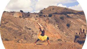 bojevnik joga