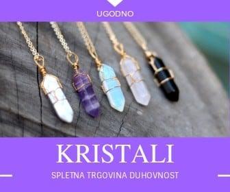 Kristali in poldragi kamni