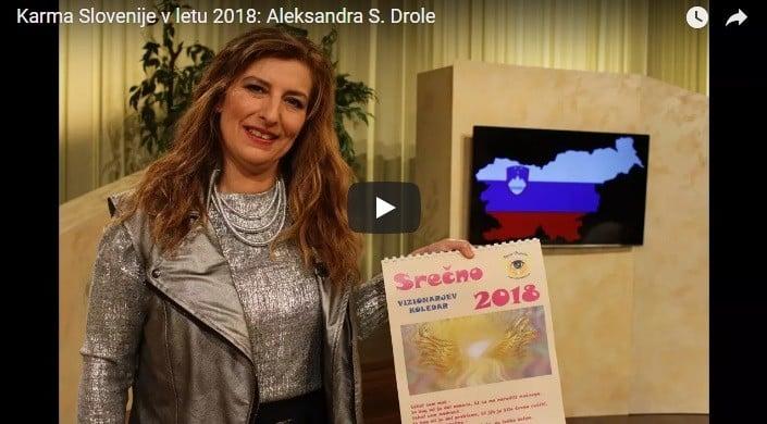 Karma Slovenije v letu 2018: Aleksandra S. Drole 7