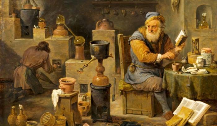 Notranje zlato alkimistov 1