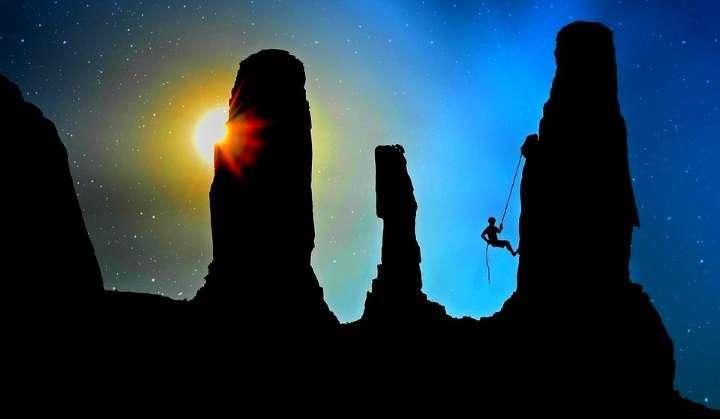 Življenje je podobno plezanju na goro 8