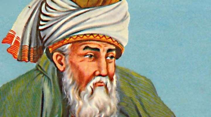 Rumi - Perzijski pesnik in sufi 2