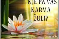 Numerološka analiza: Kje pa Vas Karma žuli