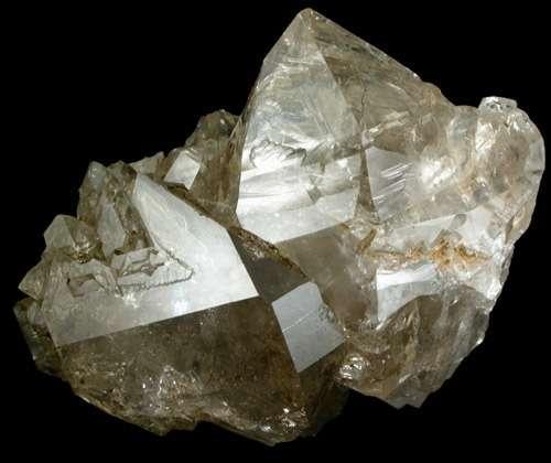 Herkimer diamant (2,5x2 cm) 1