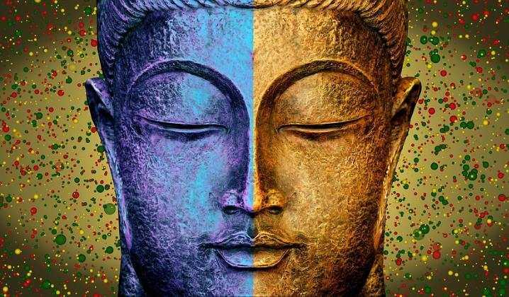 Modrosti Bude: Kako premagati dvome in glasove strahov 4