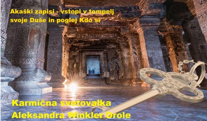 Dostop do Akaških zapisov 9