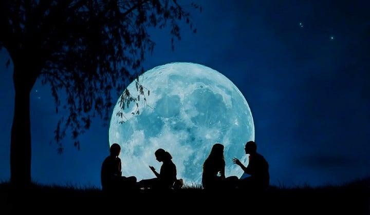 Moč polne lune 18