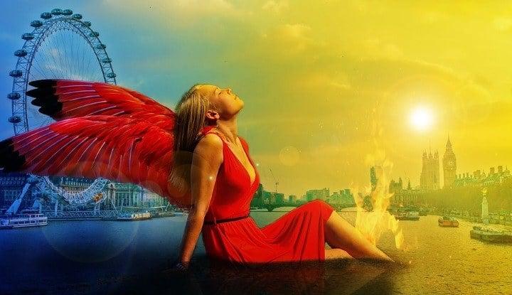 Angelska meditacija za povezavo z angelom varuhom 1