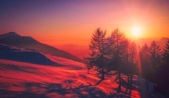 Zimski solsticij 21.12.2018 - Pravi čas za nove projekte 9
