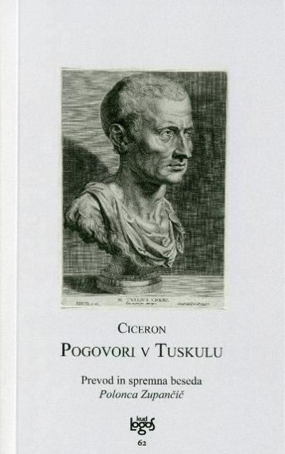 Pogovori v Tuskulu, Ciceron 1