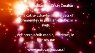 Vodena meditacija Potovanje duše: Molitev za svet in zdravljenje planeta 5