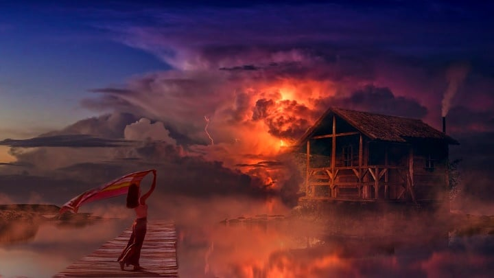 Človek ima v kozmični zavesti sposobnost popolnega uresničevanja svojih želja 8