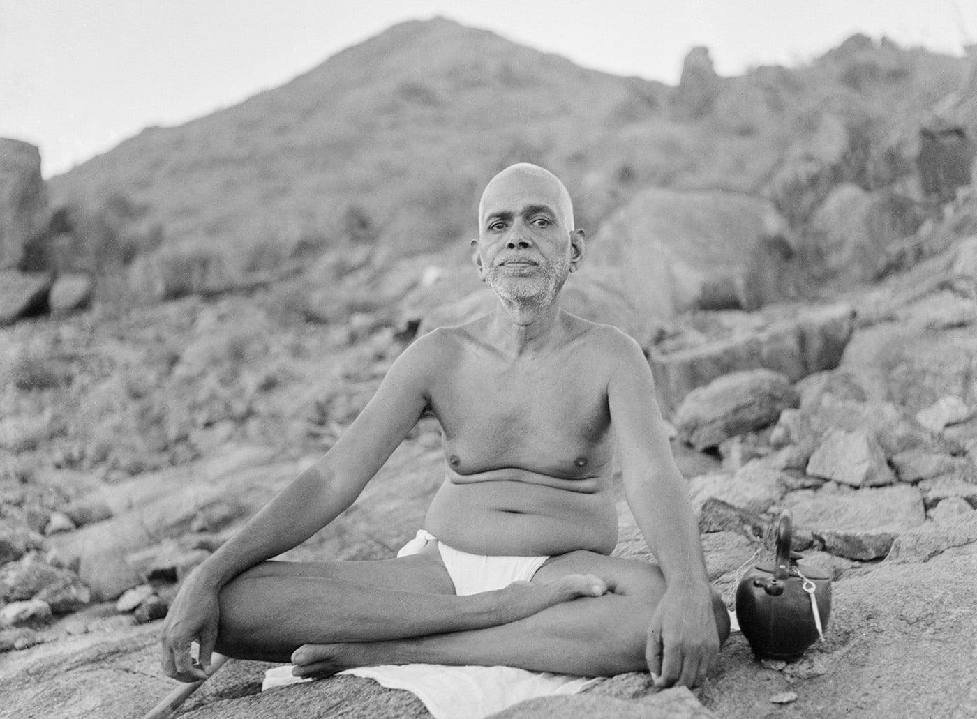 Duhovna navodila Bhagavan Sri Ramana Maharshija 7