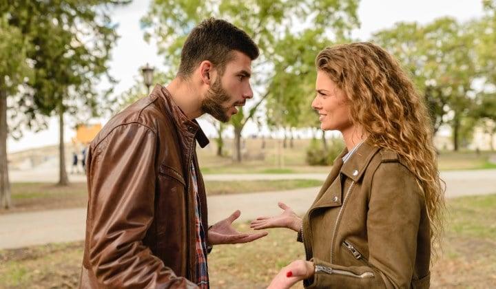 Trmarjenje v partnerskem odnosu